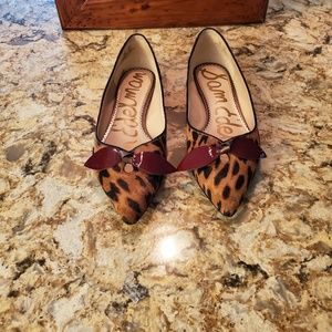Sam Edelman Raz Pointed Toe Flats (Size 9)